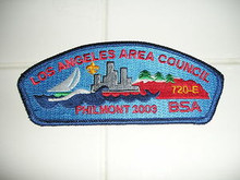 Los Angeles Area Council sa40 CSP - Philmont