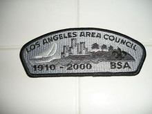 Los Angeles Area Council sa14 CSP - Scout