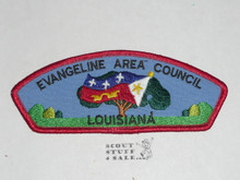 Evangeline Area Council t1 CSP - Scout