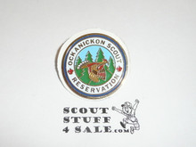 Ockanickon Scout Reservation 1980's Pin