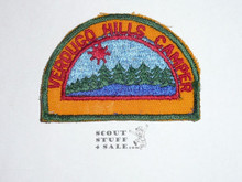 Verdugo Hills Camper Camp Patch - Boy Scout