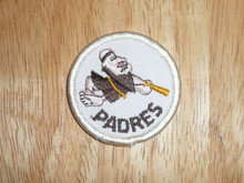 San Diego Padres - Old Souvenir Patch