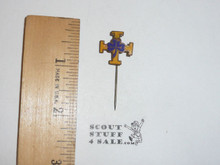 OLD Non-USA Boy Scout Stick Pin Insignia, BPC58