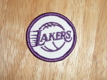 Los Angeles Lakers - Old Souvenir Patch