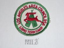 Los Angeles Area Council Long Term Camp Patch - Boy Scout