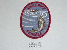 Los Angeles Area Council Eagle Rock Fishoree Patch - Boy Scout