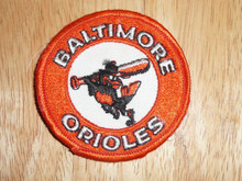 Baltimore Orioles - Old Souvenir Patch