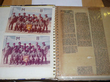 1973 Boy Scout National Jamboree Scrapbook with 20 pages of pictures, PA7