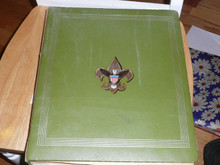 1970's Boy Scout Photo Album with 91 pages of pictures, LAAC LOS ANGELES CA,PA10