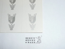 Eagle Scout Sticker Medal Sticker