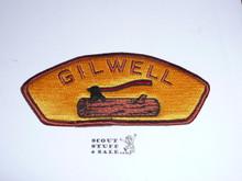 Wood Badge Gilwell CSP