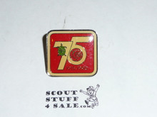 Order of the Arrow 1990 75th Anniversary Pin