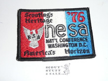 National Eagle Scout Association, 1976 National Conference Patch
