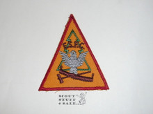 1940's Region 10 Eagle Scout Forestry Corp Patch, VERY RARE