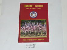 2005 National Jamboree Scout Guide