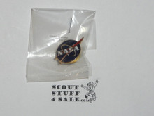 2005 National Jamboree NASA Pin