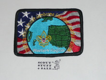 2005 National Jamboree Western Region Patch
