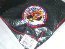 2001 National Jamboree Youth Neckerchief