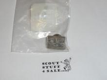 1993 National Jamboree Pin, Pewter color