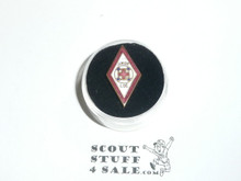 Red Cross Junior Lifesaving Corps enemaled Scout Pin, 1920's