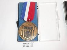 Explorer Olympics Bronze Medal