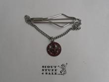 Senior Scout Tie Bar with CAW enemeled Emblem in Original Box