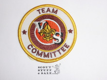 Varsity Scouting Position Patch, Team Committee