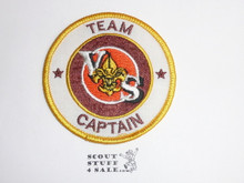 Varsity Scouting Position Patch, Team Captain