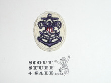 Sea Scout Billet Mark, White