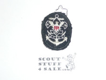 Sea Scout Billet Mark, Blue