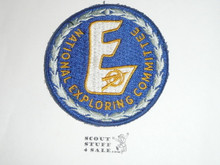 National Exploring Committee Patch