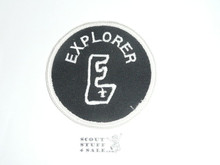 Explorer Scout Patch, 1970's