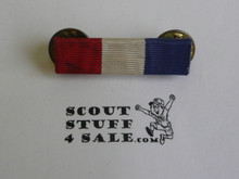Eagle Scout Ribbon Bar, for use on Military Academy Uniforms or BSA uniform, 1950's