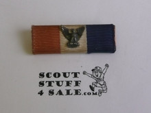 Eagle Scout Ribbon Bar, for use on Military Academy Uniforms or BSA uniform, 1930's