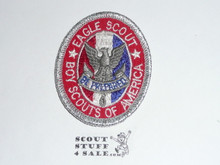Eagle Scout Patch, Type 7B, 1986-1989