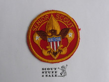 Senior Scout Patch, 1940's