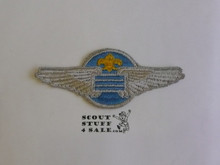 Air Scout Senior Crew Leader Patch, 1940's