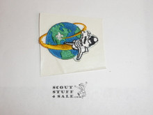 1989 National Jamboree Sticker Patch