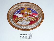 100th BSA Anniversary Recruiter Patch