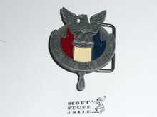 National Eagle Scout Association Belt Buckle, new in presentation box, GREAT GIFT