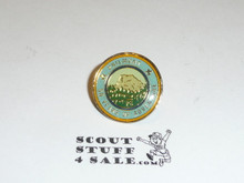 Philmont Scout Ranch, Enamel Fiftieth Anniversary Pin