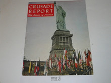 Strengthen The Arm of Liberty Crusade Report, 1950, 18 pages