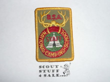 National Camp School r/e Staff Patch
