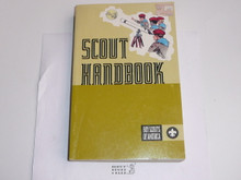 1972 Boy Scout Handbook, Eighth Edition, First Printing, MINT condition, cover scuffing due to rubbing but book is MINT