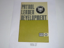 Patrol Leader Development, 3-76 printing