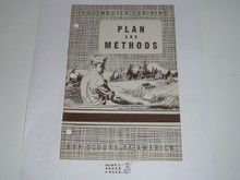 Scoutmaster Training, Plan and Methods, 7-49 printing