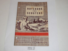 Scoutmaster Training, Notebook for Scoutmasters, 8-53 printing