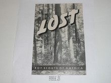 LOST, How to Search for Missing People or Pets, 11-49 Printing