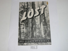 LOST, How to Search for Missing People or Pets, 5-55 Printing