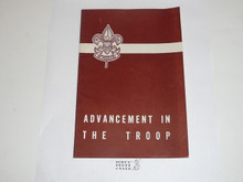 Advancement in the Troop, 3-51 Printing